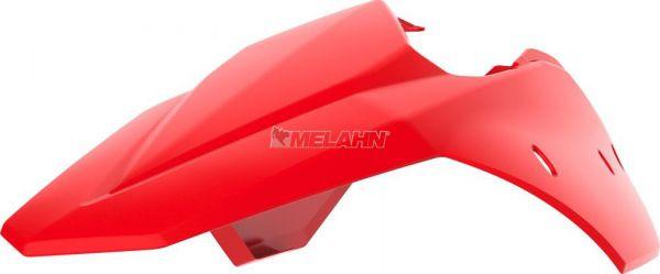 POLISPORT Kotflügel hinten mit integrierten Seitenteilen Beta RR 250-498 13-17, rot