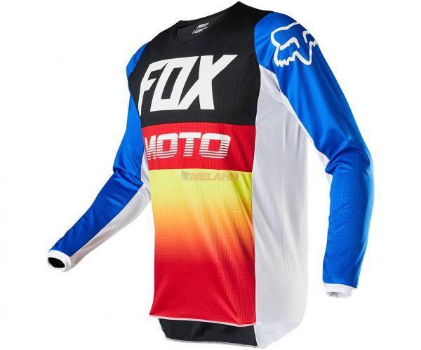 FOX Jersey: 180 FYCE , blau/rot