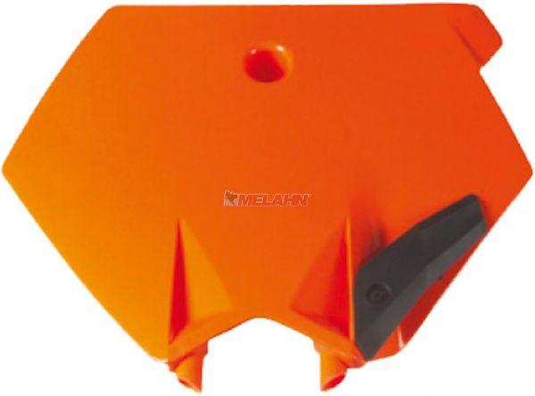 POLISPORT Starttafel KTM SX 07-12 / EXC 12-13 / SMR 08-12, orange