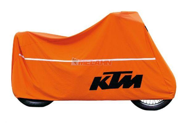 KTM Abdeckplane Outdoor, orange