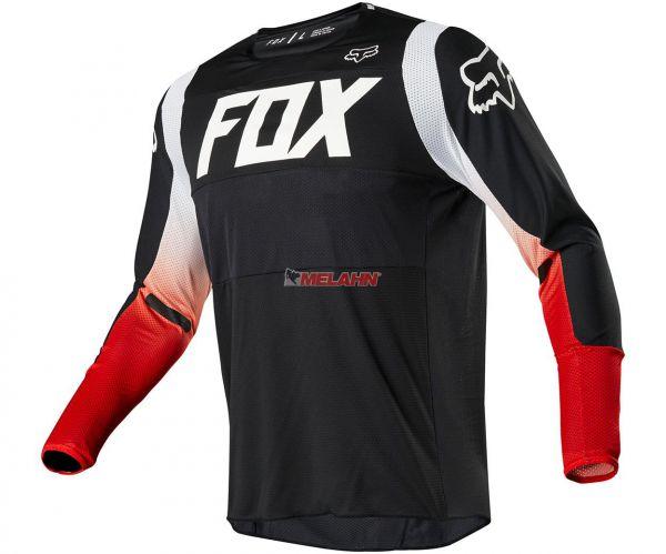 FOX Jersey: 360 Bann, schwarz