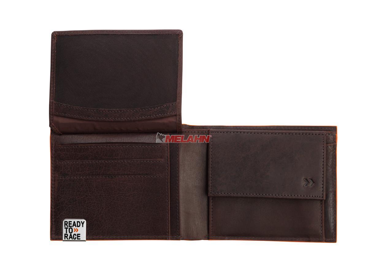 neueste Kollektion 50% Preis Vielzahl von Designs und Farben KTM Geldbörse: Leder, braun