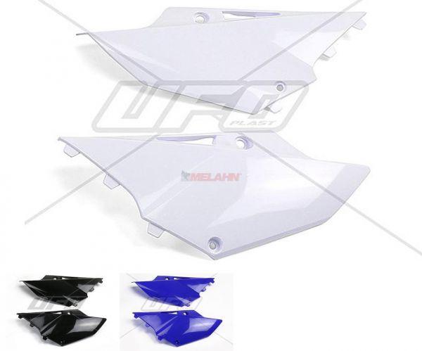 UFO Seitenteile (Paar) YZ 125/250 15-, weiß