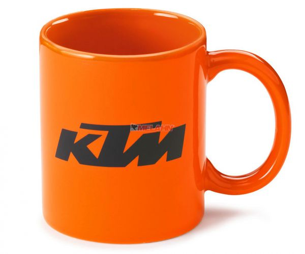 KTM Tasse, orange