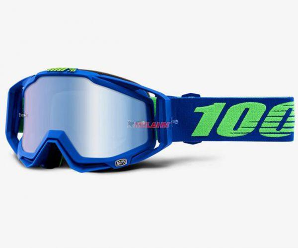 100% Brille: Racecraft Dreamflow, blau