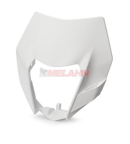 KTM Scheinwerfermaske EXC 14-16, weiß