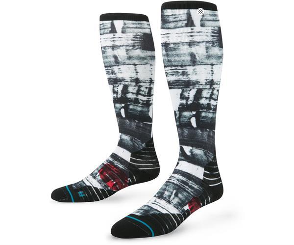 STANCE Socke (Paar): Pro Greased, schwarz/grau