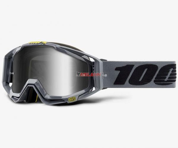 100% Brille: Racecraft Nardo, grau