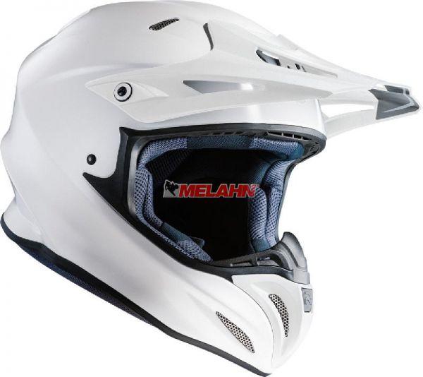 HJC Helm: RPHA X Solid, weiß