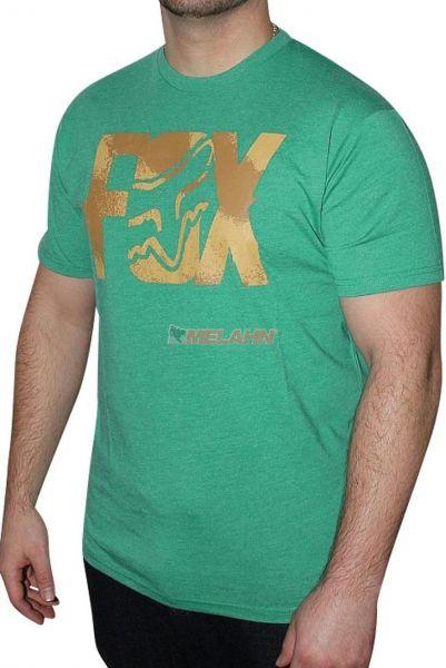 FOX T-Shirt: Lurching, grün