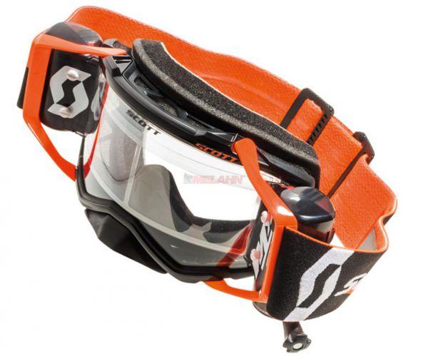 SCOTT Brille: Prospect WFS KTM, schwarz/orange