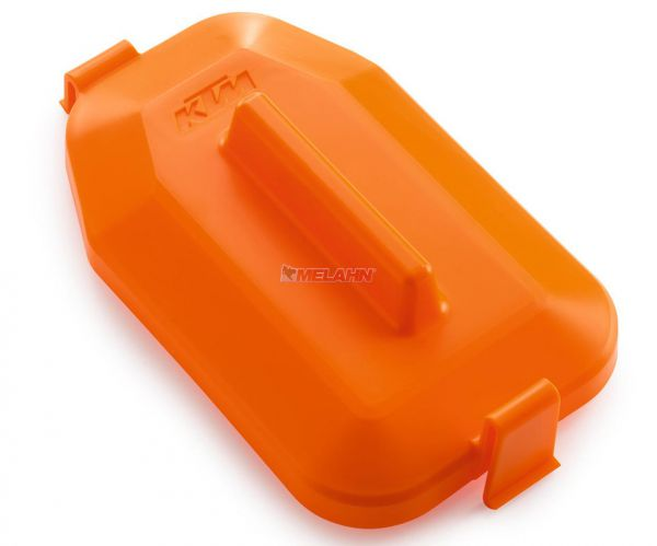 KTM Luftfilterkastenabdeckung 50 SX 09-, orange