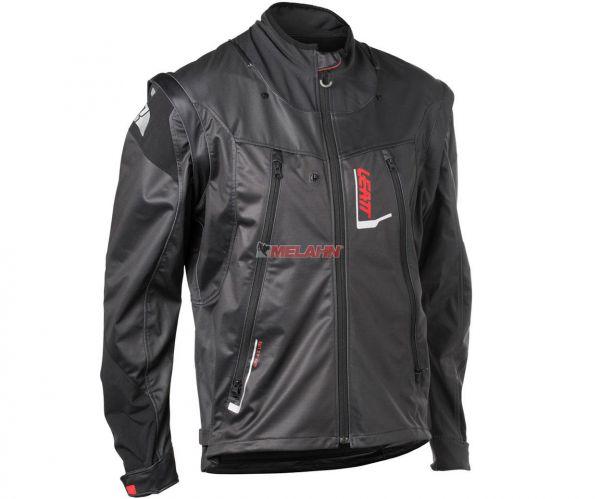 LEATT Jacke: GPX 4.5 Lite, schwarz/grau