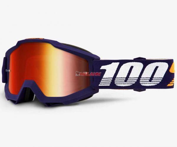 100% Brille: Accuri Grib, purple