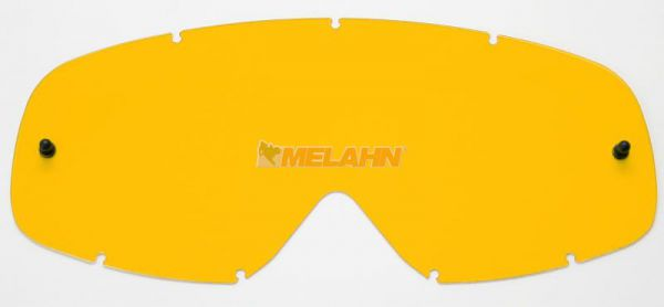 FOX Ersatzglas Main, gelb