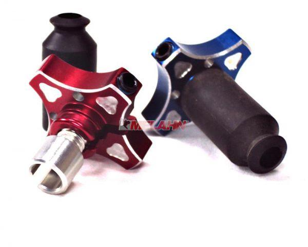ZAP Einstellschraube für Kupplungs-Griff Z7300X, blau