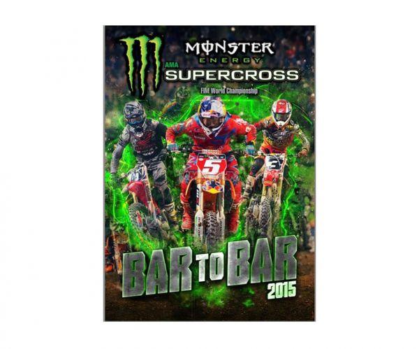 DVD: Bar to Bar, US SX Saison 15 (2 DVDs), ca. 98 Min.