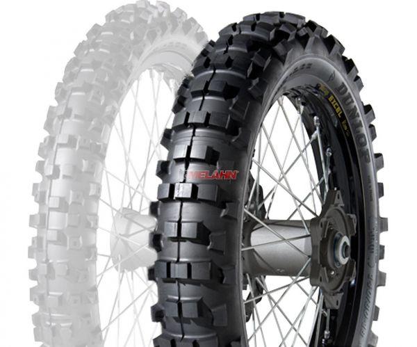 DUNLOP Reifen: FIM Enduro, 140/80-18 (mit Straßenzulassung)