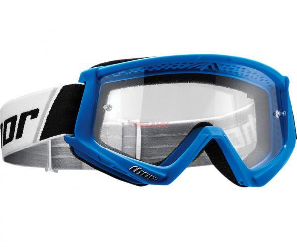 THOR Brille: Combat Solid, blau