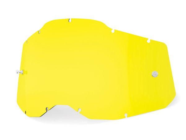 100% Ersatzglas Generation 2, gelb