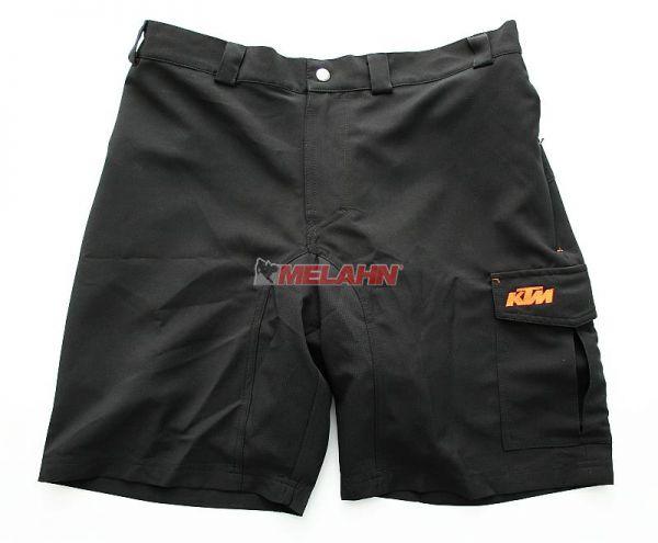 KTM Bike-Shorts: 1.0, schwarz, Gr. S