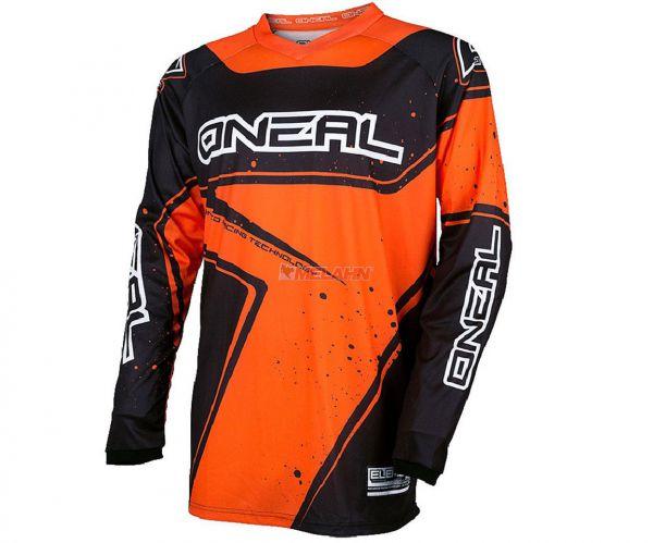 ONEAL Jersey: Element,Racewear, schwarz/orange