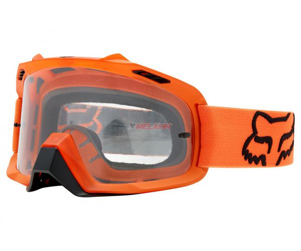 FOX Brille: AIR SPACE, orange