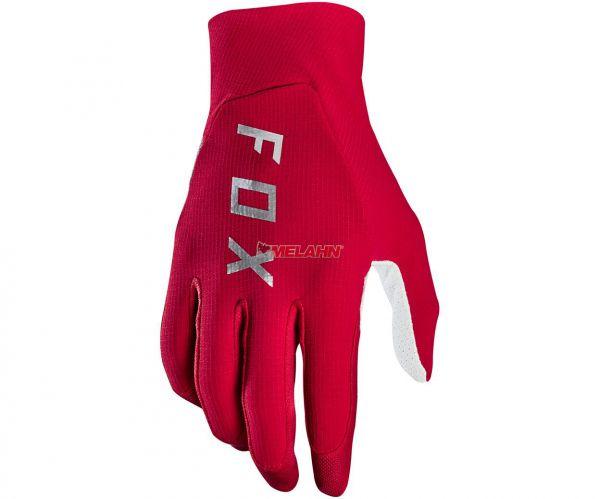 FOX Handschuh: Flexair, rot