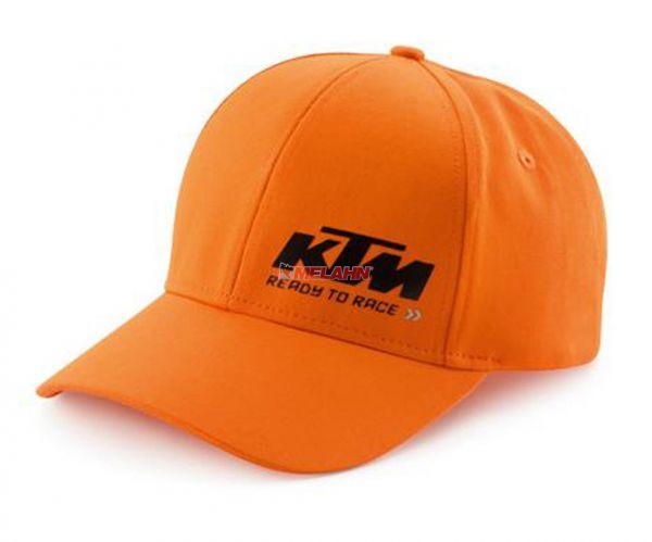 KTM Cap: Racing, orange