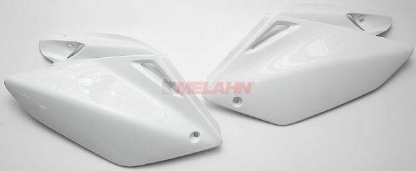 UFO Seitenteile (Paar) CRF 250 04-05, weiß
