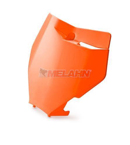 KTM Starttafel vorne SX 2019-, orange