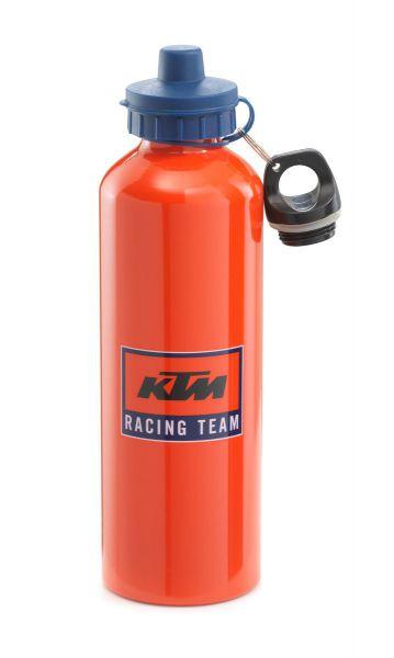 KTM Trinkflasche Aluminium: Replica 750ml, orange/blau