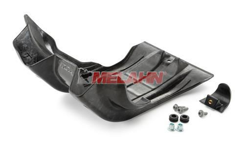 KTM Kunststoff-Motorschutz 250/350 EXC-F 2017-, schwarz