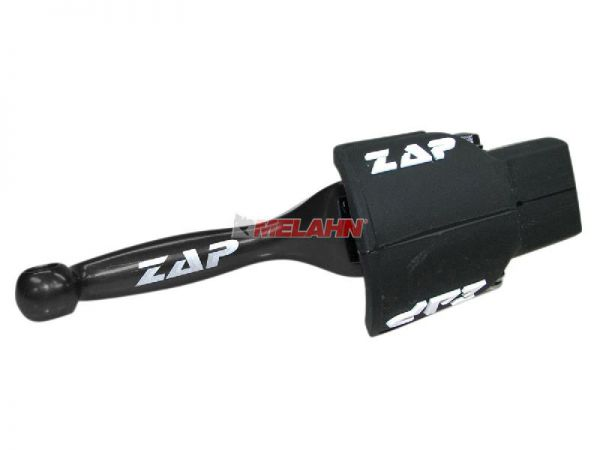 ZAP Flex-Bremshebel, CR/CRF/KX/RM, schwarz