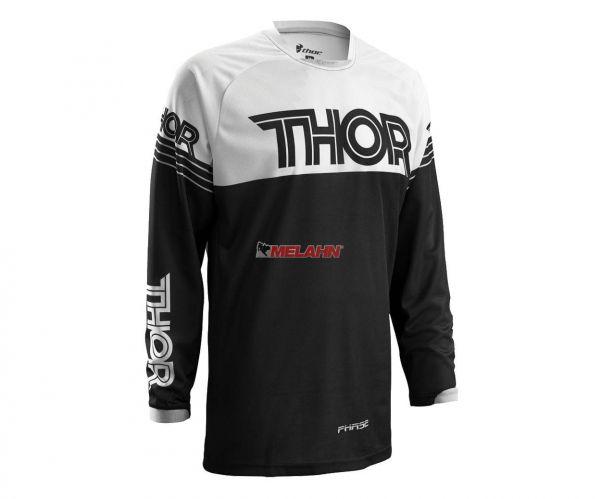 THOR Kids-Hemd: Phase Hyperion, schwarz