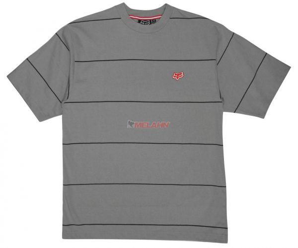 FOX Tee, Peak, grau, Gr.S