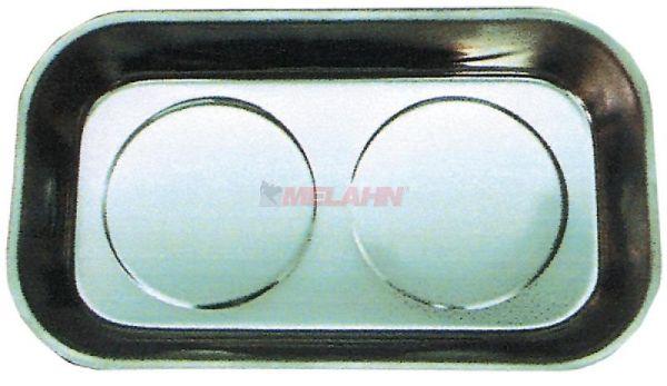 MT Teileschale mit 2 Magneten, 240x140mm