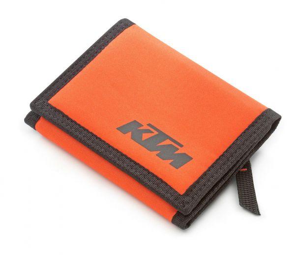 KTM Geldbörse: Radical, orange/schwarz