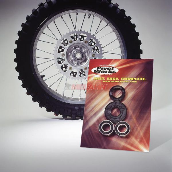PIVOT WORKS Hinterrad-Kit DRZ400 00-09