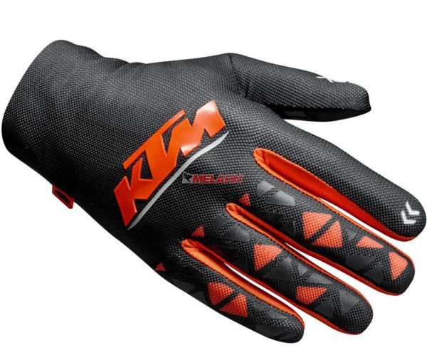 KTM Handschuh: Gravity-FX, schwarz/orange