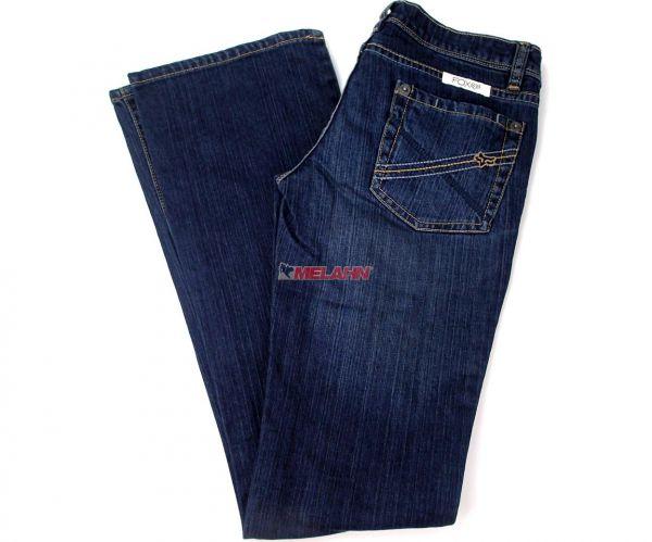 FOX Girls Jeans: Stevie, blau, Gr. 3/36