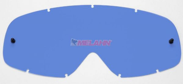 FOX Ersatzglas Main, blau