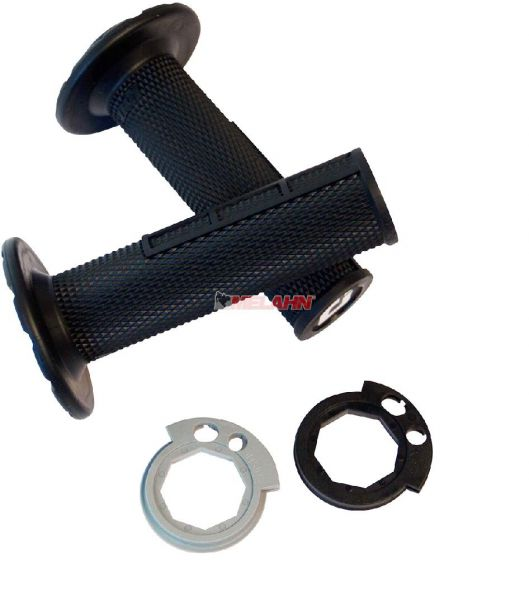 KTM Lock-On Griff (Paar): OEM SX-F 16- / EXC 17-, schwarz