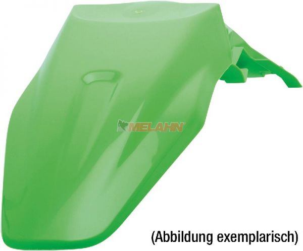 POLISPORT Kotflügel hinten KXF 250 09-12 / 450 09-11, grün