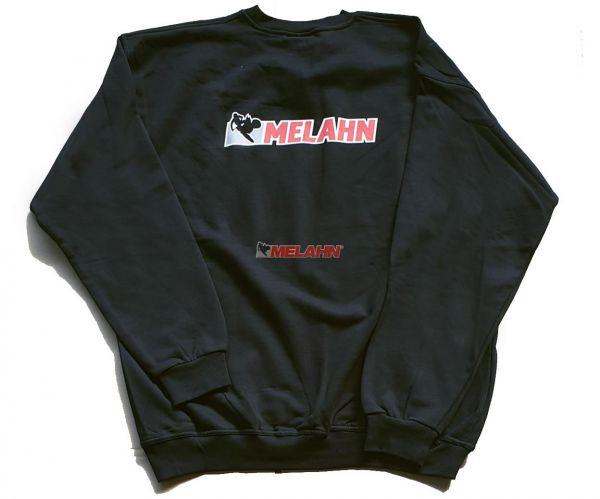 MELAHN Sweater, schwarz