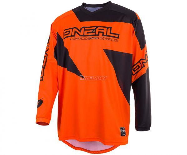 ONEAL Jersey: Matrix, orange/schwarz