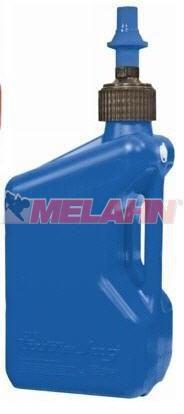 TUFF JUG Kanister mit Schnellverschluss 18,93 Liter, blau