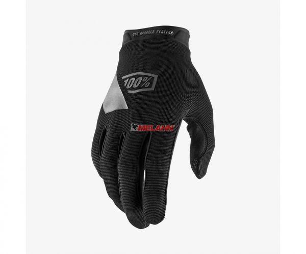 100% Handschuh: Ridecamp, schwarz