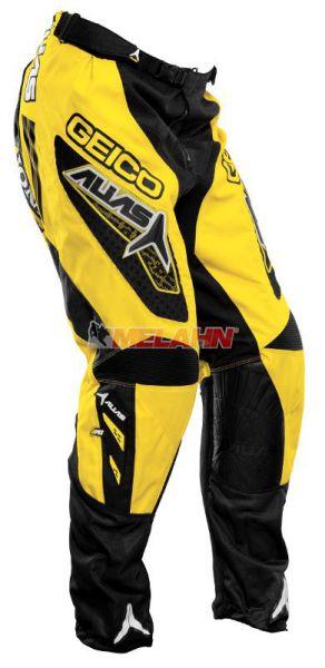 ALIAS Hose: A1 GEICO, schwarz/gelb