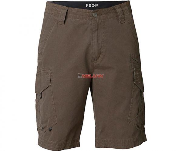 FOX Shorts: Slambozo, grau